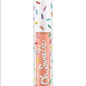 MAC Cosmetics Makeup - MAC Oh, Sweetie Lipcolour lipgloss Caramel Sugar